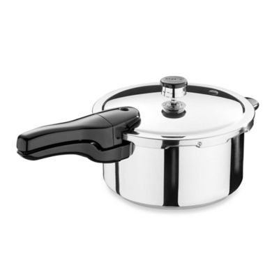 National Presto 6-Quart Stainless Steel Pressure Cooker
