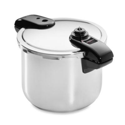 Steel 8 quart Pressure Cooker