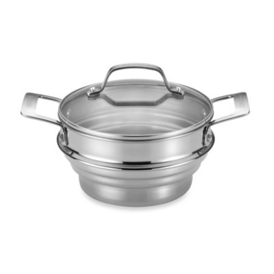 Circulon® Universal Steamer with Lid