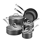 Circulon® Genesis™ Hard Anodized Nonstick 10-Piece Cookware Set and Open Stock