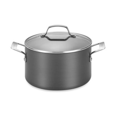 Circulon® Genesis™ Hard Anodized Nonstick 4.5-Quart Dutch Oven