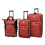 3 -Piece Expandable Rolling Travel Set