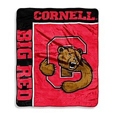 Cornell University Raschel Throw
