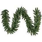 Vickerman 9-Foot x 20-Inch Camdon Fir Garland