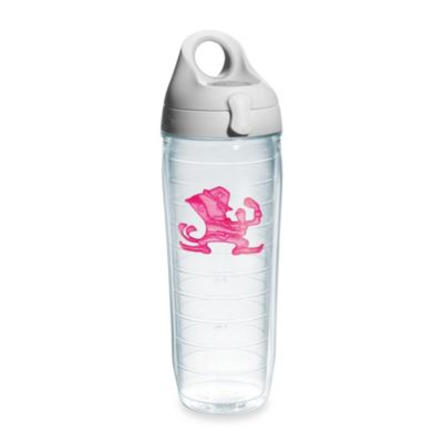Tervis® University of Notre Dame 24-Ounce Water Bottle with Lid in Neon Pink