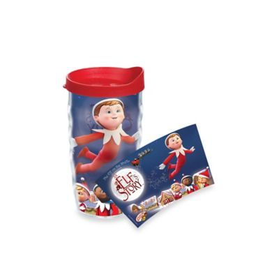 Tervis® Elf on the Shelf® An Elf's Story 10-Ounce Wavy Wrap Tumbler with Lid