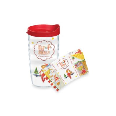 Tervis® Classic Elf on the Shelf® 10-Ounce Wrap Tumbler with Lid