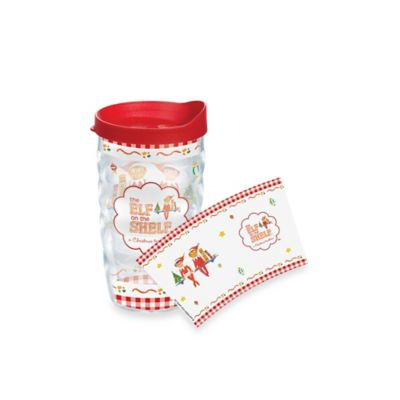 Tervis® The Elf on the Shelf® Wavy Wrap 10-Ounce Tumbler with Lid
