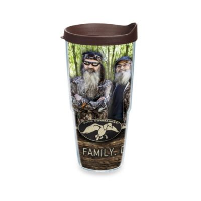 Tervis® Duck Family 3-D Wrap 24-Ounce with Lid Tumbler