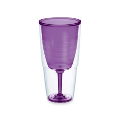 Tervis® 16-Ounce Wine Goblet in Amethyst
