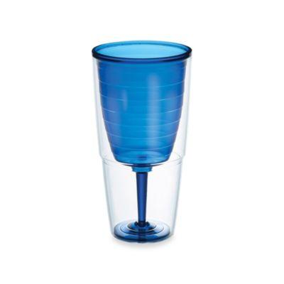 Blue Wine Goblets