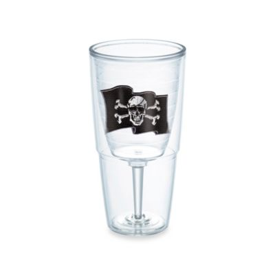 Tervis® Jolly Roger 16-Ounce Wine Goblet