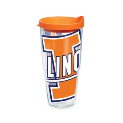 Tervis® University of Illinois Colossal Wrap 24-Ounce Tumbler with Lid