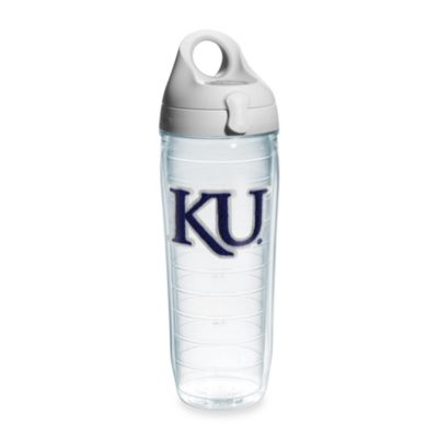Kansas University 24-Ounce Water Bottle