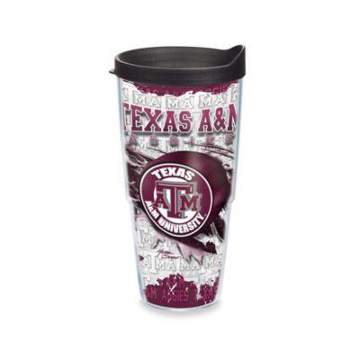 Tervis® Texas A&M University 3-D Wrap 24-Ounce Tumbler with Lid