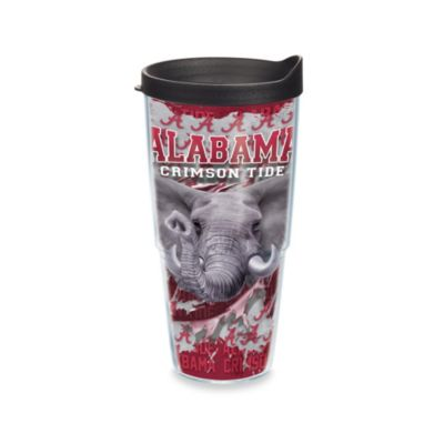 Tervis® University of Alabama 3-D Wrap 24-Ounce Tumbler with Lid