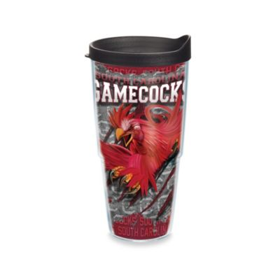 Tervis® University of South Carolina 3-D Wrap 24-Ounce Tumbler with Lid