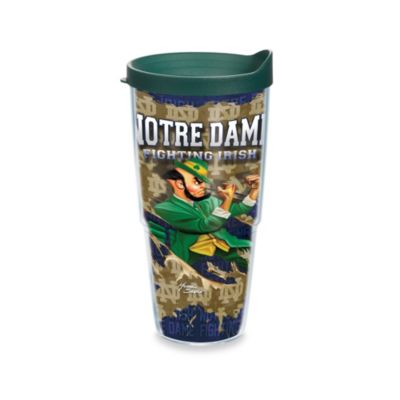 Notre Dame University Wrap 24-Ounce Tumbler