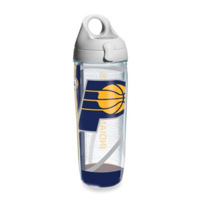 Tervis® Indiana Pacers Logo 24-Ounce Water Bottle with Lid