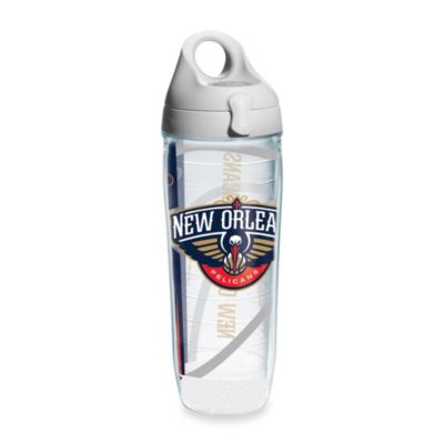 Tervis® New Orleans Pelicans Logo 24-Ounce Water Bottle with Lid