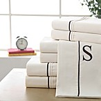 Monogram Letter Pillowcases (Set of 2)