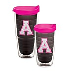 Tervis® Appalachian State University Emblem Tumbler with Lid in Neon Pink