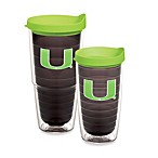 Tervis® University of Miami Tumbler in Neon Green