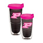 Tervis® Purdue University Tumbler with Lid in Neon Pink
