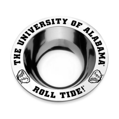 Wilton Armetale® University of Alabama Medium Round Bowl