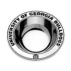 Wilton Armetale University of Georgia Medium Round Bowl