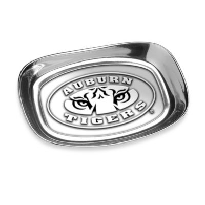 Wilton Armetale Auburn University Bread Tray