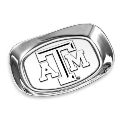 Wilton Armetale Texas A&M University Bread Tray