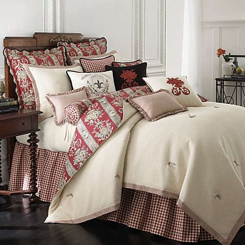 Rose Tree Montpellier 4 Piece Reversible Comforter Set