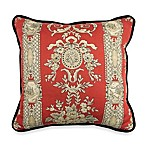 Rose Tree Montpellier Square Toss Pillow