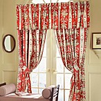 Rose Tree Montpellier Window Treatment Set
