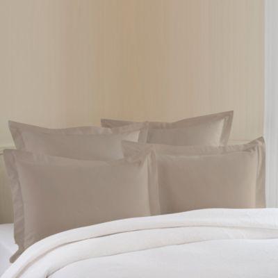 Taupe Pillow Sham