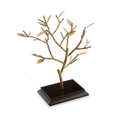 Heather Gold Jewelry Tree