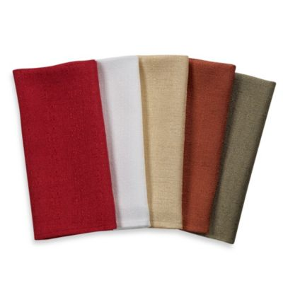 Barista 4-Pack of Napkins