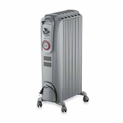 DeLonghi Portable Electric Oil-Filled Radiator