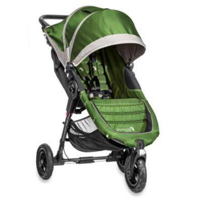 Baby Jogger® City Mini™ GT Single Stroller in Lime/Grey