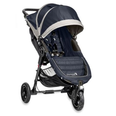 Baby Jogger® City Mini GT™ Single Stroller in Midnight/Grey