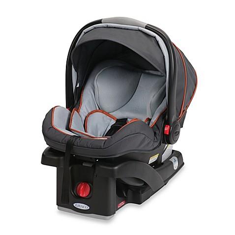 Graco Snugride Click Connect  Lx Infant Car Seat Alloy