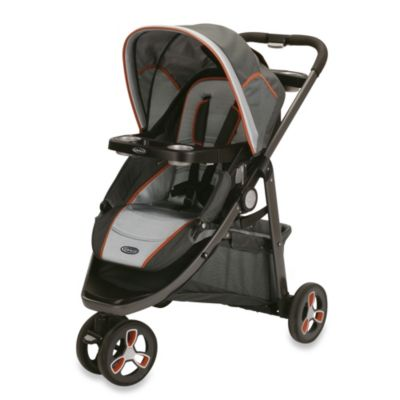 Graco® Modes Sport™ Click Connect™ Stroller in Alloy