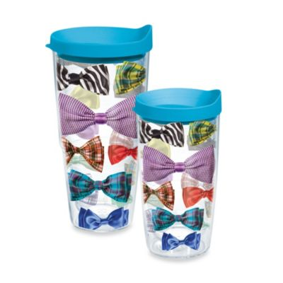 Tervis® Bowties Wrap 24-Ounce Tumbler with Lid