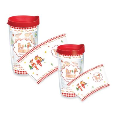 Tervis® Elf on the Shelf® An Elf's Story 10-Ounce Wrap Tumbler with Lid