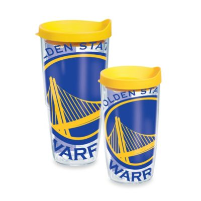 Tervis® Golden State Warriors Colossal Wrap Tumbler with Lid