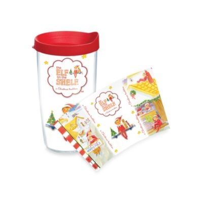 Christmas Tumblers with Lids