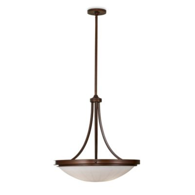 Feiss® Perry 3-Light Uplight Chandelier
