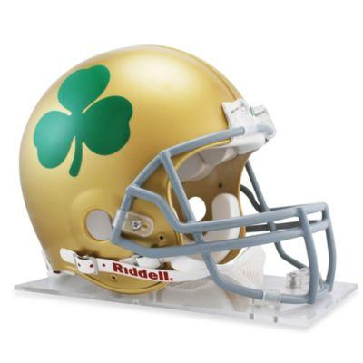 Riddell® Notre Dame Shamrock VSR4 Authentic Helmet