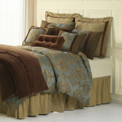 Blue Luxury Comforter Sets